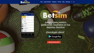 betsim app