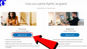 cuenta personal paypal