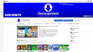 descargandolo youtube