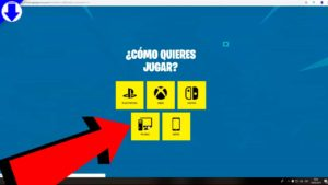 descargar fortnite para pc 2018