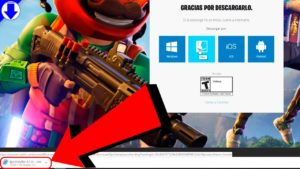 descargar fortnite para pc 2021