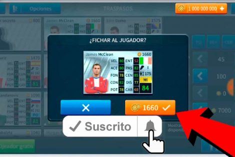 Monedas Infinitas en Dream Soccer