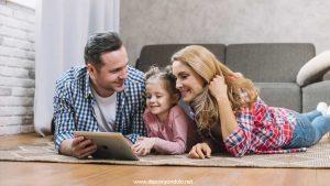 la familia tecnológica
