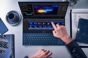 nueva laptop asus zenbook pro 2019