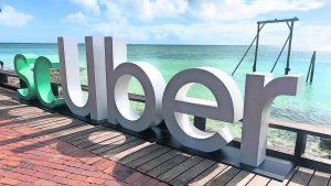 uber en el mar