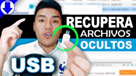 recuperar archivos ocultos 2019 9