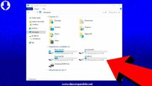 recuperar archivos ocultos