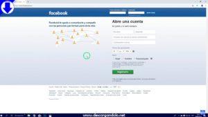 facebook pagina principal