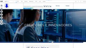 como crear una pagina web en wix 2029
